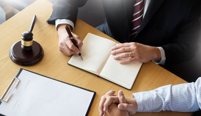 Steps to follow when hiring a personal injury lawyer